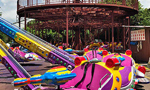 Amusement equipment manufacturer