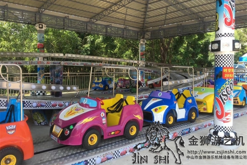 Amusement equipment manufacturers briefly describe the advantages of shopping malls in the sightseeing train